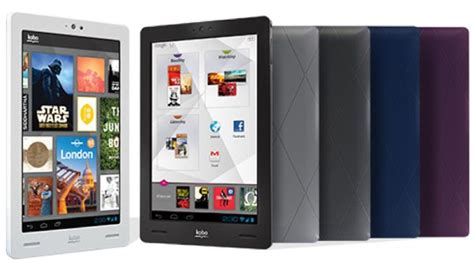 ebook format tablet kobo canada s answer to kindle debuts latest android