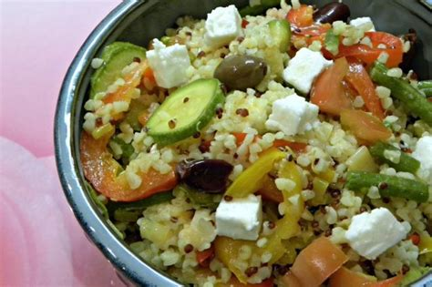 ricette di cucina quinoa quinoa con verdure e queso messicano ricetta vegetariana