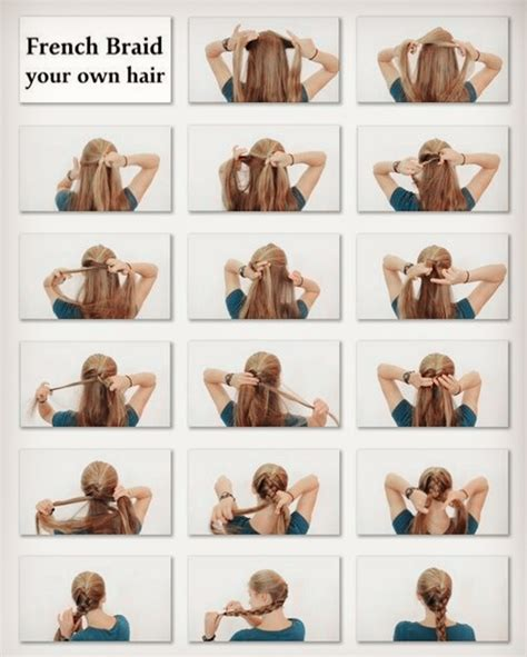 how to braid extensions into your own hair classic braided ponytail archives vpfashion vpfashion