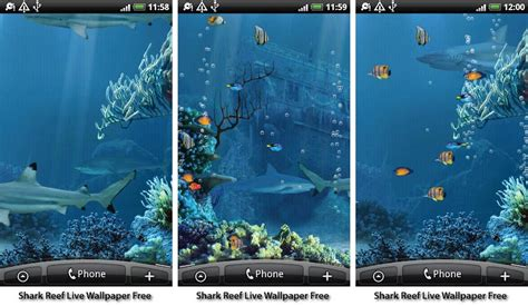 aquarium  fish  wallpapers  android