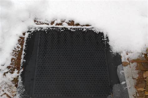 Heated Door Mat Martinson Nicholls Heated Mat Promotion Helps Clear Snow