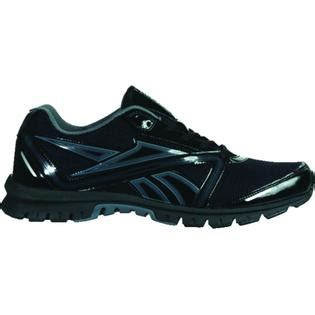 sears mens athletic shoes reebok s ultimatic running athletic shoe black grey