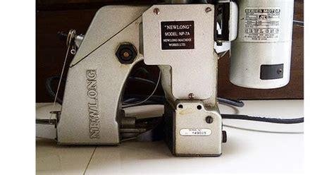 Daftar Harga Mesin Jahit Karung Beras daftar harga mesin jahit karung terbaru 2017