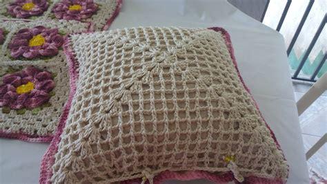 jogo de almofada de barbante capas de almofadas de croch 234 barbante artesanato r 69