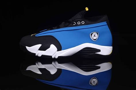 jordan ferrari white air jordan 14 ferrari retro low men navy blue white