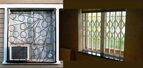 model teralis modern  jendela  besi tempa
