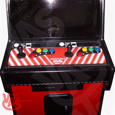 arcade cabinet for sale neo geo 2 slot arcade for sale