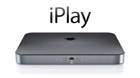 apple introducing iplay console