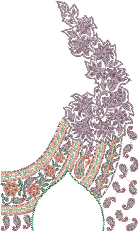embroidery design tube free download embdesigntube latest a z neck embroidery designs
