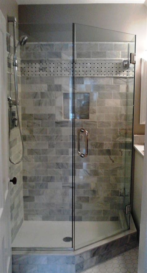 Frameless Shower Doors Leak Frameless Shower Door Leaks At Bottom Cynthia Karegeannes Registered Architect Size Of