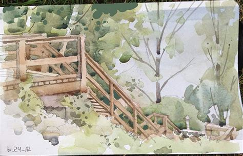 sketchbook watercolor jeff suntala watercolors 187 lake erie