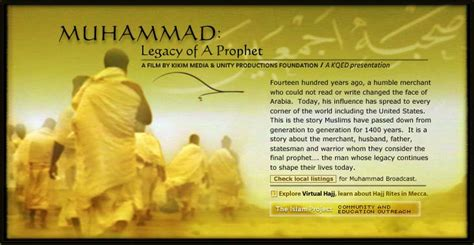 biography of muhammad the founder of islam bbc wild arabia e01 sand wind and stars the chosen