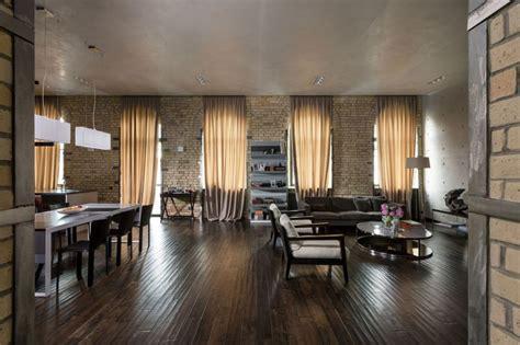 the podil loft apartment by sergey makhno homedsgn