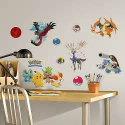 Pokemon Wall Stickers Twenty New Wall Stickers Under 20 Roommates Blog