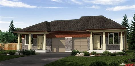 semi detached bungalow house plans semi bungalow house design crowdbuild for