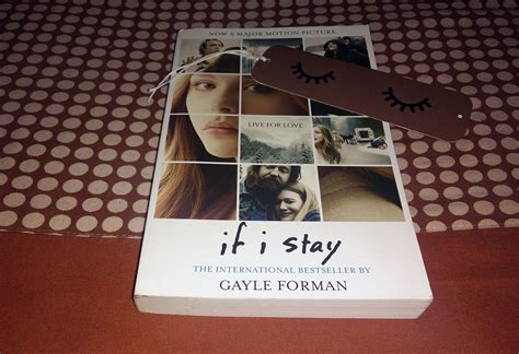i ll stay books if i stay gayle forman book review anmol rawat