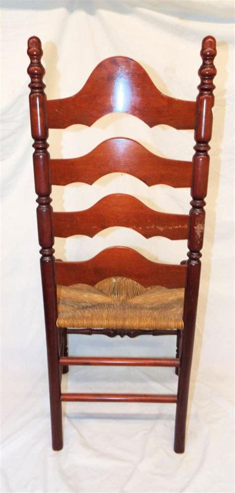 Chair Bottoms by Bottom Ladder Back Chair