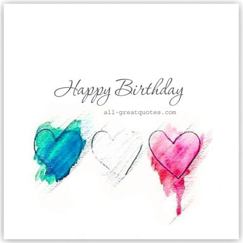 cards and images free hearts birthday cards happy birthday