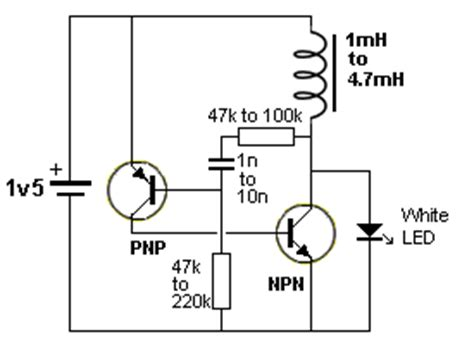 joule thief without inductor headache page 3 topic discussion electric unicycle forum euc community