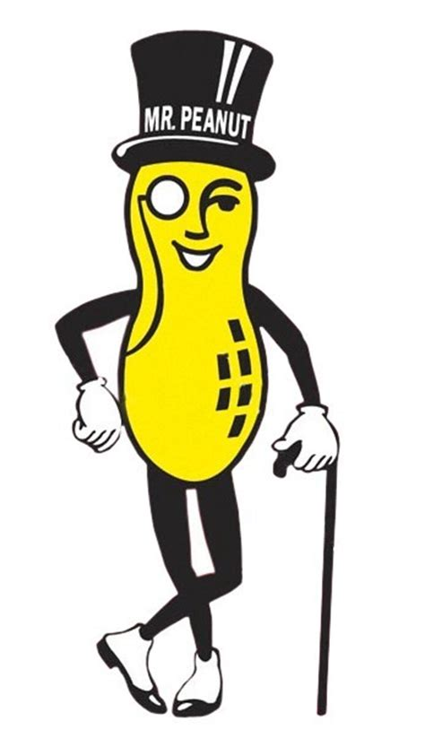 The Planters Peanut by Two Cents I Mr Peanut