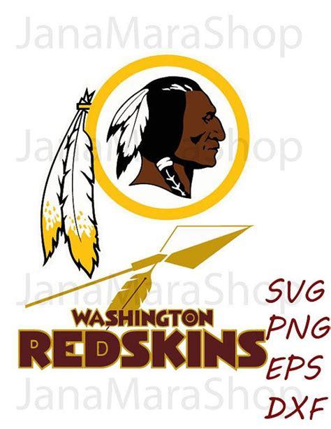 washington redskins logo svg digital  svg dxf