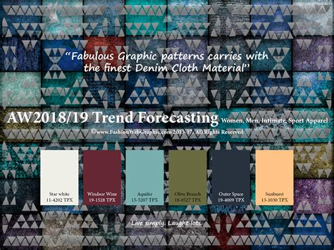 aw2018 2019 trend forecasting for intimate sport aw2018 2019 trend forecasting on pantone canvas gallery