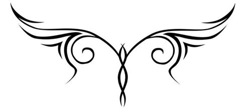 upper back tribal tattoos designs 25 best ideas about back tattoos on