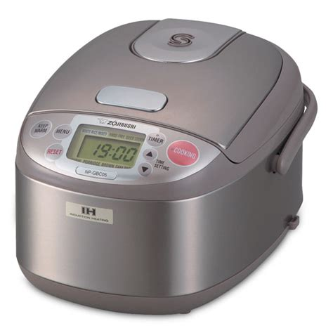 zojirushi induction heating pressure rice cooker zojirushi induction heating rice cooker warmer system 3 cup cutleryandmore