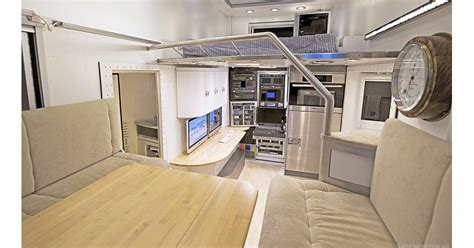 survival truck interior want the ultimate survival vehicle get yourself a kiravan