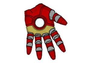 Origami Iron Glove - size iron 46 xlvi glove for