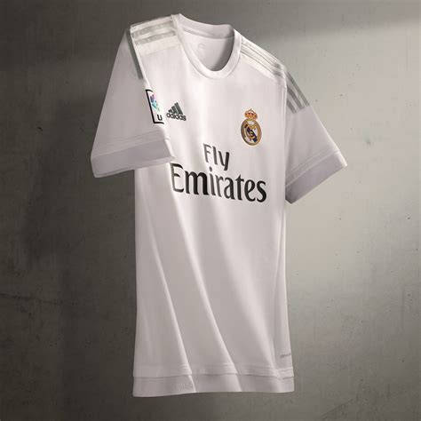 Jersey Murah Prematch Real Madrid White 2016 nouveaux maillots home et away du real madrid 2015 2016 adidas