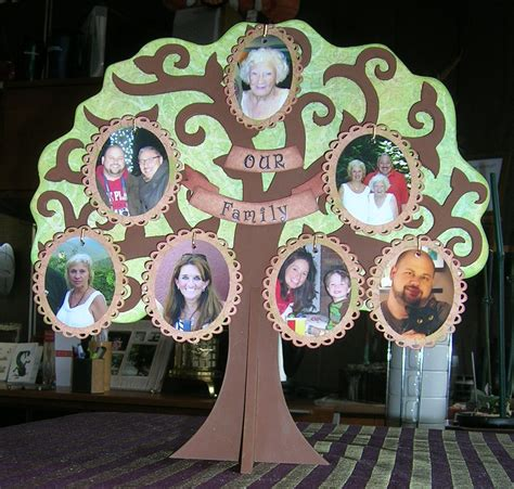 printable family tree for school project beyond the page a 3d family tree crafts pinterest