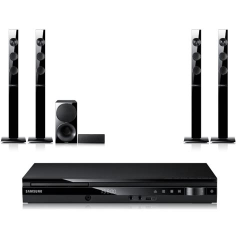 Home Theater Samsung E455k buy from radioshack in samsung 1000w 5 1ch usb recording home theater for only