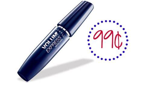 Maybelline Volume Express cvs deal 99 162 maybelline volum express mascara southern savers