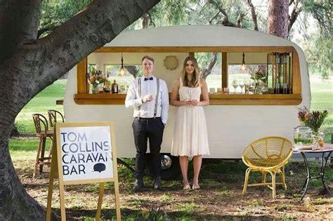 Retro Teardrop Camper For Sale 10 ideas for a food truck wedding
