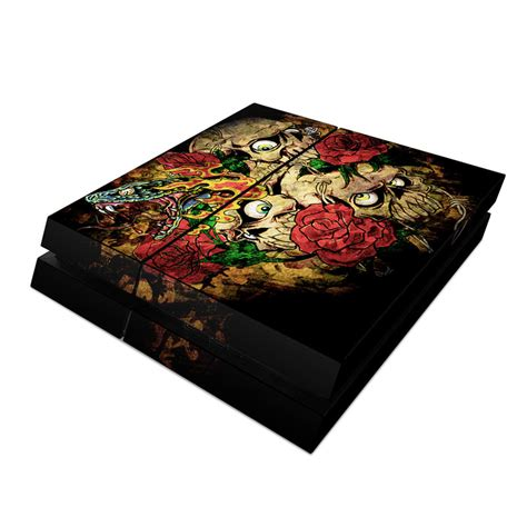 gothic tattoo playstation 4 skin istyles