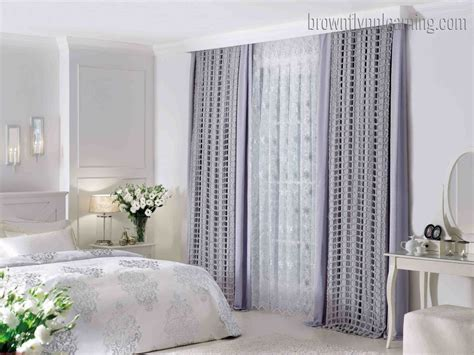 bed curtain ideas bedroom curtain ideas for short windows