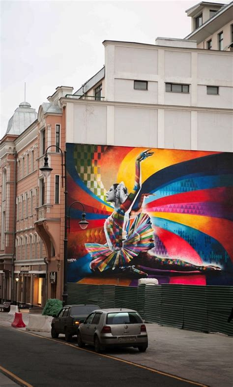 brazilian street artist eduardo kobra art kaleidoscope