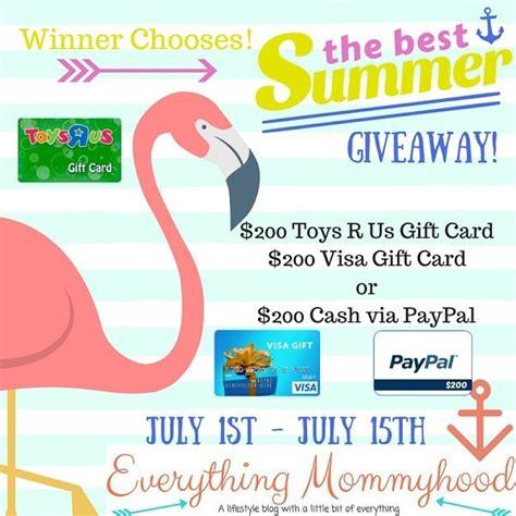 Summer Cash Giveaway - 200 best summer ever cash giveaway ends 7 15
