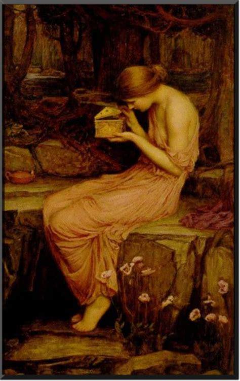vaso di pandora mito mitologia greca prometeo e il vaso di pandora