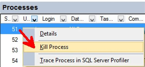 sql challenge queries sql server activity monitor to identify blocking find