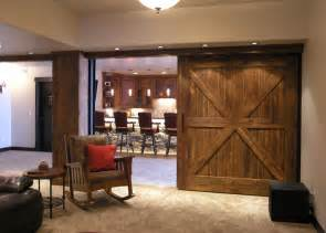 Sliding Barn Door Room Divider Enjoying Flexibility With Sliding Room Dividers