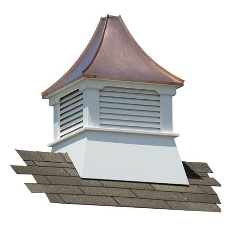 Used Cupolas For Sale Suncast Belvedere Vinyl Cupola With Copper Roof Garden