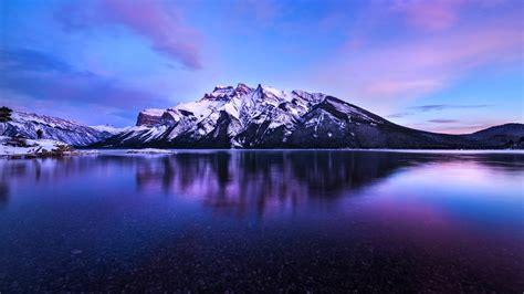 4k wallpaper 3840 x 2160 download banff national park hd wallpaper for 4k 3840 x