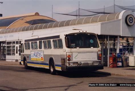 West Edmonton Mall Garage by Edmonton Transit System 1982 T6h 5307n 4001 4045