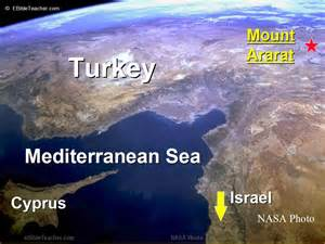 The grendel report cia report on noah s ark