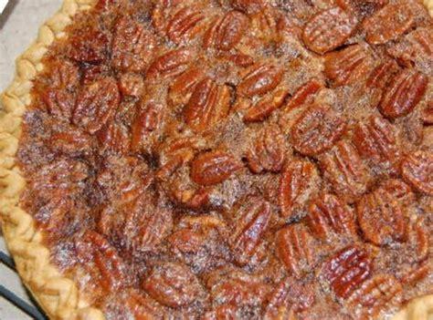 easy pecan pie recipe   pinch recipes