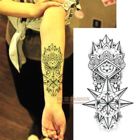 tattoo on lower shoulder fake temporary tattoos shoulder lower arm transfer tattoo