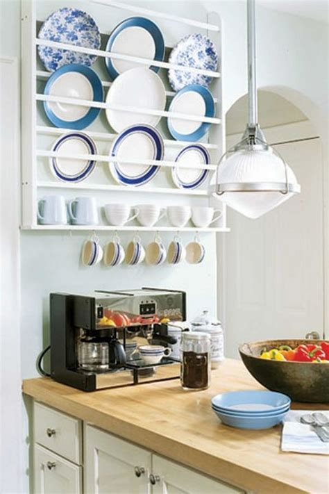 And White Kitchen Ideas Ideas For Decorating With Blue And White Recycled Things