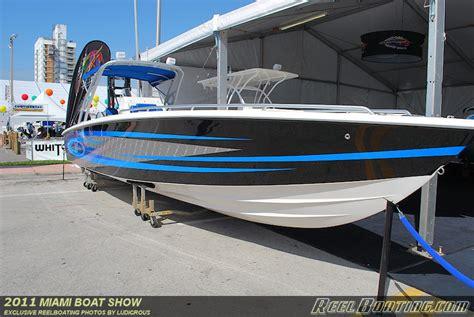 miami boat show statistics concept boats 2011 miami boat show photos reel boating